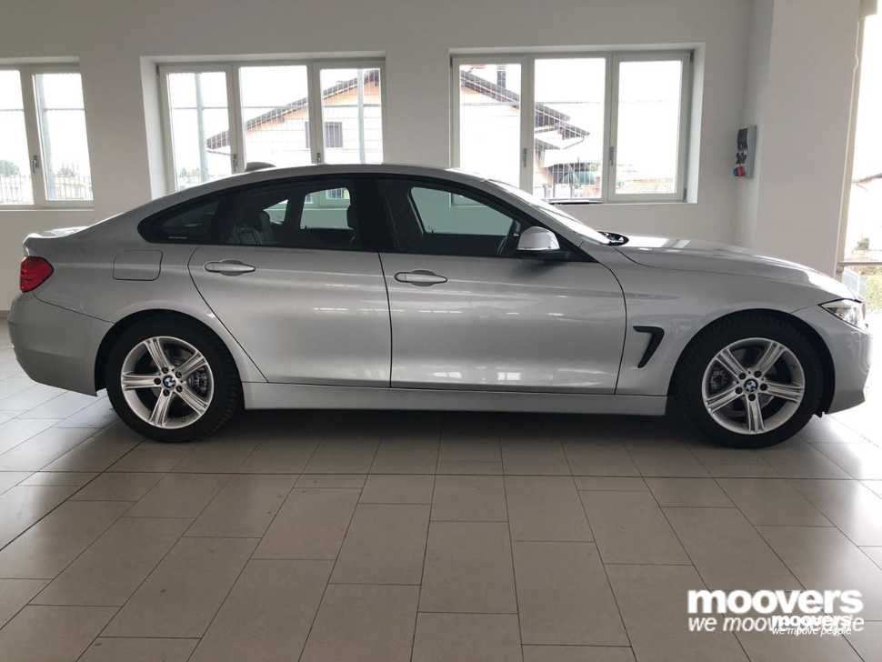 BMW 420 d Gran Coupé Advantage foto 2